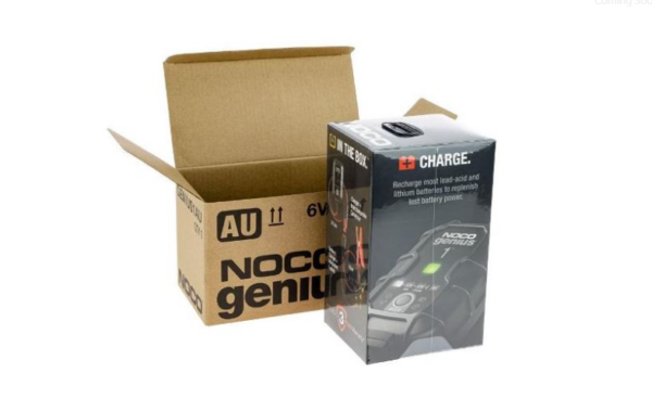 Dynavolt NOCO X-Connect Eyelet Lead Set GC002 Motorcycle Battery Charger Australia