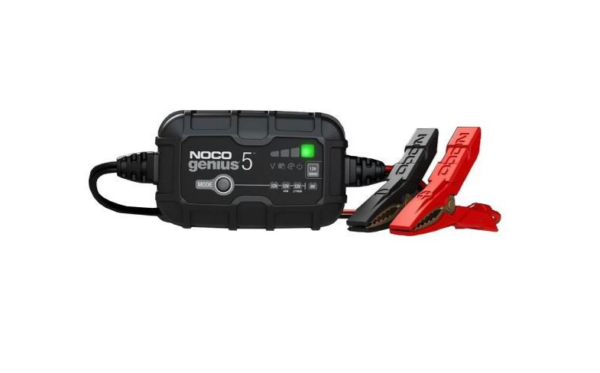 Dynavolt NOCO Battery Charger 5Amp 612vLithRep2 Motorcycle Battery Charger Australia
